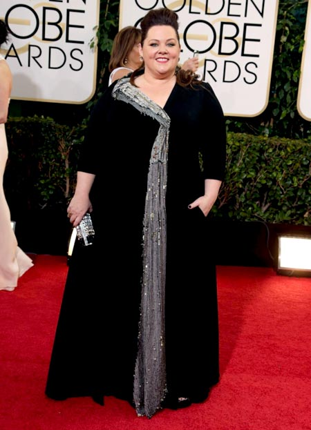 melissa-mccarthy-golden-globes-red-carpet-2014